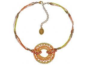 Paisley African - multi/více barev Náhrdelníky - 5450527979078