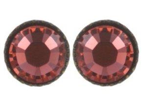 Black Jack - červená Náušnice > Puzety - 5450527980968