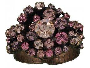 Las Vegas - růžová Prsteny - 5450527985826