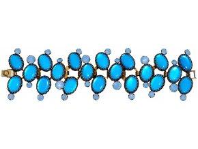 Orchid Hybrid - modrá Náramky > Klasické - 5450527988391