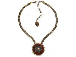 Tribal - multi/více barev Náhrdelníky - 5450543025803