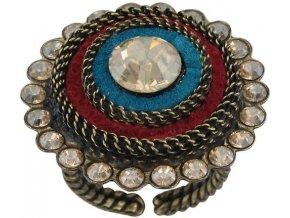 Tribal - multi/více barev Prsteny - 5450543050720