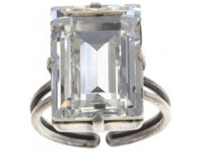 Art Deco Oriental - bílá Prsteny - 5450543060484