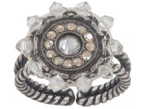 Maharani - béžová Prsteny - 5450543072869