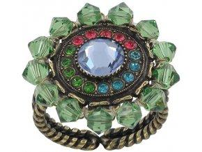 Maharani - multi/více barev Prsteny - 5450543076300