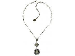 Chrysanthemum - bílá Náhrdelníky - 5450543078496