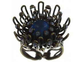 Chrysanthemum - modrá Prsteny - 5450543078892