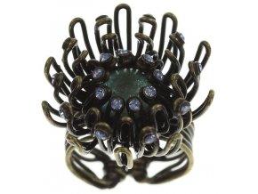Chrysanthemum - modrá Prsteny - 5450543078908