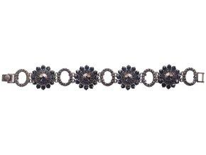 Maharani - černá Náramky > Klasické - 5450543083391