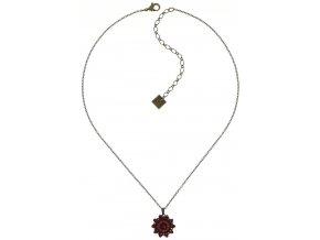 Maharani - červená Náhrdelníky - 5450543085029