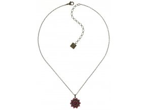 Maharani - růžová Náhrdelníky - 5450543085081