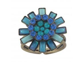 Doris Daisy - modrá Prsteny - 5450543104775