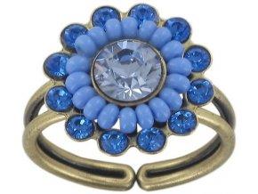 Gipsy Sport - modrá Prsteny - 5450543113432