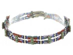 African Glam - multi/více barev Náramky > Klasické - 5450543127996