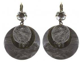 Inkas in Manhattan - stříbro/bronz Náušnice > Klasickézapínání - 5450543140742