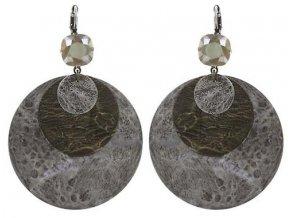 Inkas in Manhattan - stříbro/bronz Náušnice > Klasickézapínání - 5450543140759