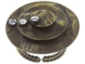 Inkas in Manhattan - stříbro/bronz Prsteny - 5450543140773