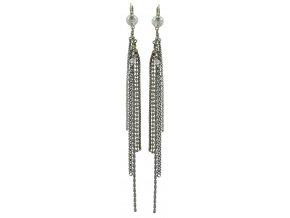 Ice Waterfalls - stříbro/bronz Náušnice > Klasickézapínání - 5450543140858