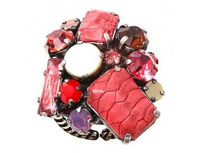 To Katharine With Love - červená Prsteny - 5450543155067