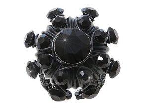 Oriental Architecture - černá Prsteny - 5450543190709