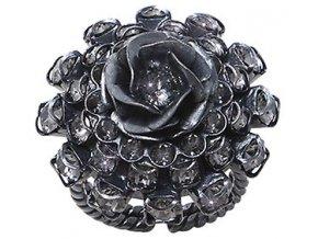Burlesque - černá Prsteny - 5450543196893