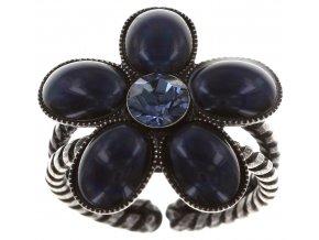 Ovaly - modrá Prsteny - 5450543198729
