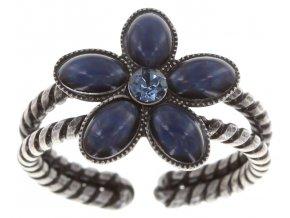 Ovaly - modrá Prsteny - 5450543199108