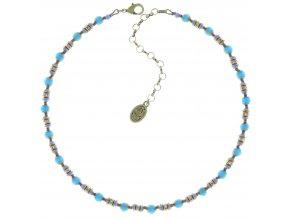 Glamour d'Afrique - modrá Náhrdelníky - 5450543219882