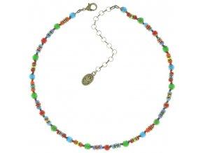 Glamour d'Afrique - multi/více barev Náhrdelníky - 5450543221403