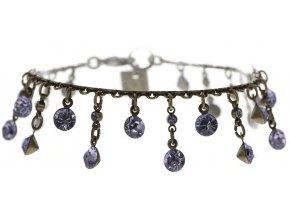 Dangling Tutui - fialová Náramky > Klasické - 5450543243894