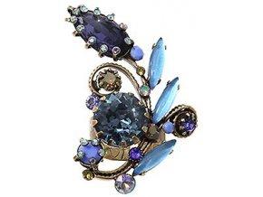 La Maitresse - fialová Prsteny - 5450543253541