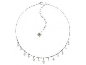 Dangling Tutui - bílá Náhrdelníky - 5450543259215