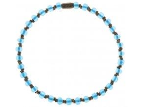 Petit Glamour d´Afrique - modrá Náramky > Elastické - 5450543265186