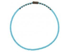 Petit Glamour d´Afrique - modrá Náramky > Elastické - 5450543265315