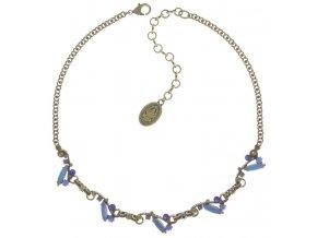 La Maitresse - fialová Náhrdelníky - 5450543269610