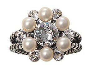 Dutchess - bílá Prsteny - 5450543272146