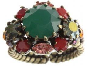 La Maitresse - multi/více barev Prsteny - 5450543272351