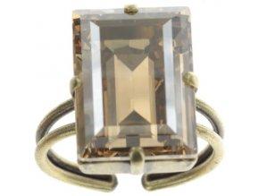 Art Deco Oriental - béžová Prsteny - 5450543278551