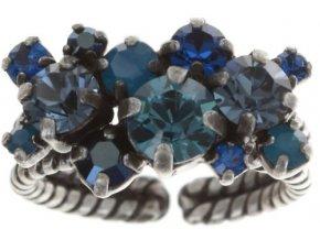 Stone Rhythm - modrá Prsteny - 5450543291710