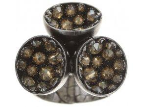Orchid Hybrid - béžová Prsteny - 5450543323589