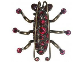 Clubbing Bugs - růžová Brože - 5450527631198