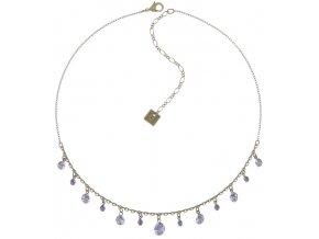 Dangling Tutui - fialová Náhrdelníky - 5450543243856