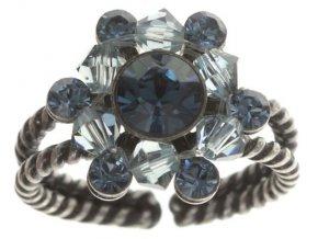 Dutchess - modrá Prsteny - 5450543037110