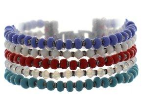 Paisley African - multi/více barev Náramky > Klasické - 5450527978347