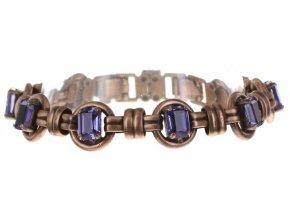Aztec - barva fialová - Náramky > Klasické - 5450543354132