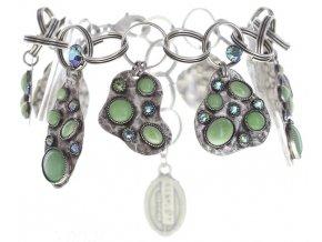 Color Drops - barva zelená - Náramky > Klasické - 5450543657592