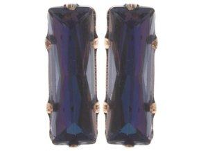 Aztec - barva fialová - Náušnice > Puzety - 5450543351698