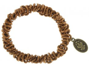 Bead Snakes - hnědá Náramky > Elastické - 5450527445863
