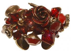 Rough Kingdom - červená Prsteny - 5450527680912