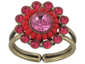 Gipsy Sport - růžová Prsteny - 5450543113500